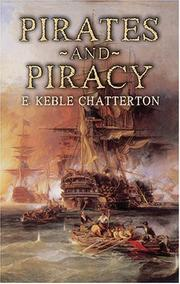 Cover of: Pirates and piracy