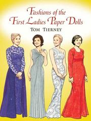 Cover of: Fashions of the First Ladies Paper Dolls
