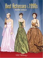 Cover of: Best Actresses of the 1990s Paper Dolls