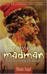 Cover of: The Diary of a Madman and Other Stories