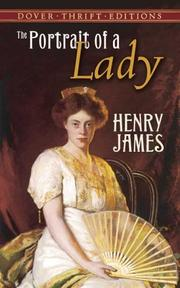 Cover of: The Portrait of a Lady (Thrift Edition) | Henry James Jr.