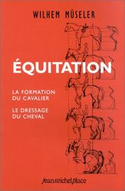 Cover of: Equitation