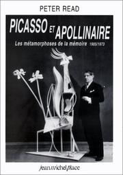 Cover of: Picasso et Apollinaire