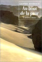 Cover of: Au bout de la peur