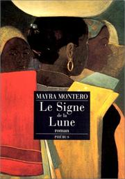 Cover of: Le signe de la lune