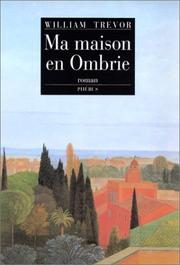 Cover of: Ma maison en Ombrie