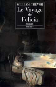 Cover of: Le voyage de Felicia