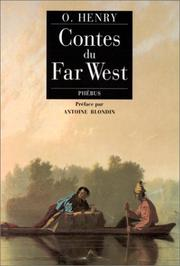 Cover of: Contes du Far West