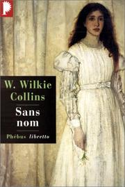 Cover of: Sans nom | Wilkie Collins
