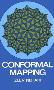 Cover of: Conformal mapping