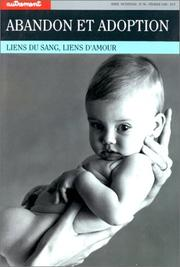Cover of: Abandon et adoption