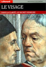 Cover of: Le Visage