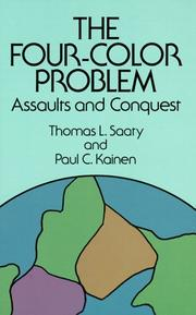 Cover of: The four-color problem