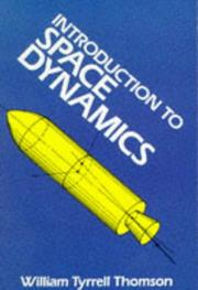 Introduction to space dynamics by William Tyrrell Thomson