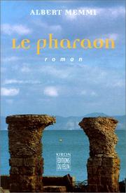 Cover of: Le pharaon