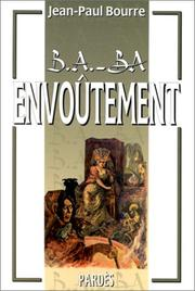Cover of: Envoûtement