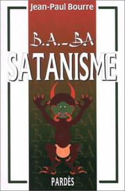 Cover of: Satanisme