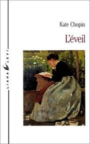 Cover of: L'Eveil