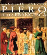Cover of: Piero della Francesca