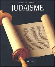 Cover of: Judaïsme