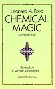 Chemical magic by Leonard Augustine Ford