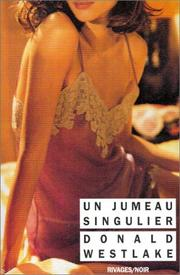 Cover of: Un jumeau singulier