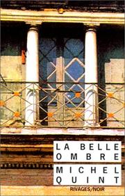 Cover of: La Belle Ombre