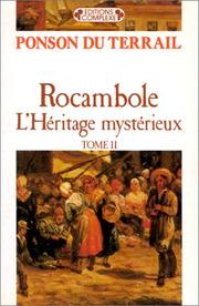 Cover of: Rocambole (Tome 2)