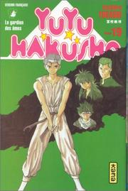 Cover of: Yuyu Hakusho, Le Gardien des âmes, tome 19