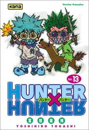 Cover of: Hunter X Hunter, tome 13