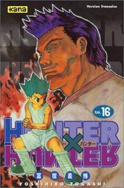 Cover of: Hunter X Hunter, tome 16