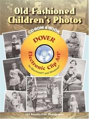 Cover of: Old-Fashioned Children