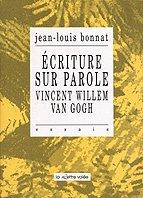 Cover of: Ecriture sur parole | Vincent van Gogh