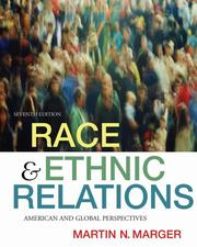 Cover of: Race and ethnic relations: American and global perspectives