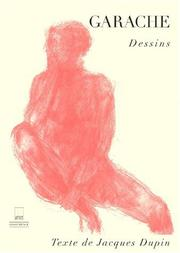 Cover of: Dessins de Claude Garache
