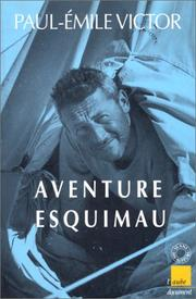 Cover of: Aventure esquimau