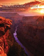 Cover of: The Changing Earth | James S. Monroe, Reed Wicander