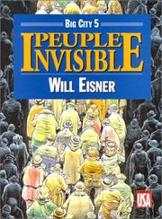 Cover of: Peuple invisible