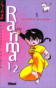 Cover of: Ranma 1/2, tome 1