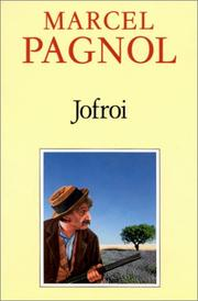 Cover of: Jofroi