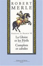 Cover of: Fortune de France, tome VI