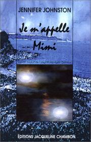 Cover of: Je m'appelle Mimi