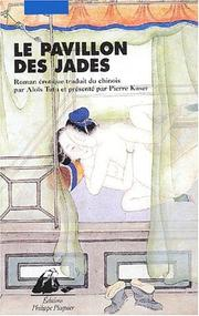 Cover of: Le Pavillon des jades
