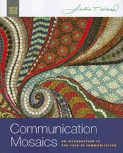 Cover of: Communication Mosaics | Julia T. Wood