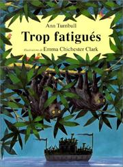 Cover of: Trop fatigués