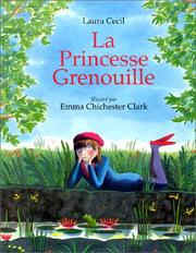 Cover of: La Princesse grenouille