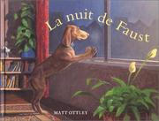 Cover of: La nuit de Faust