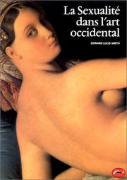 Cover of: La Sexualité dans l'art occidental