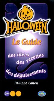 Cover of: Halloween, le guide