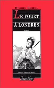 Cover of: Le fouet à Londres